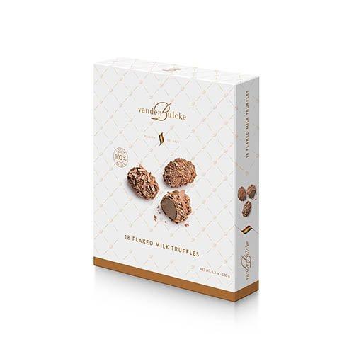 Truffels met melkchocolade | Vandenbulcke shop online