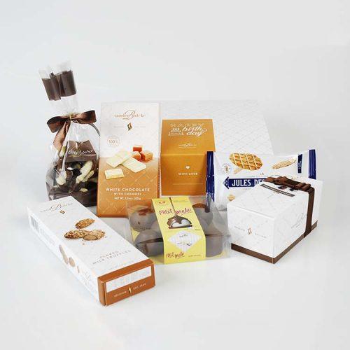 Birthday box | heerlijke geschenkbox | chocolade Vandenbulcke shop online