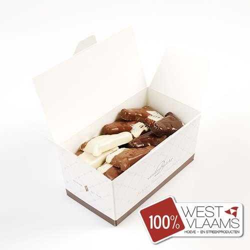Paardekoppen - West-Vlaams steekproduct van Confiserie Vandenbulcke