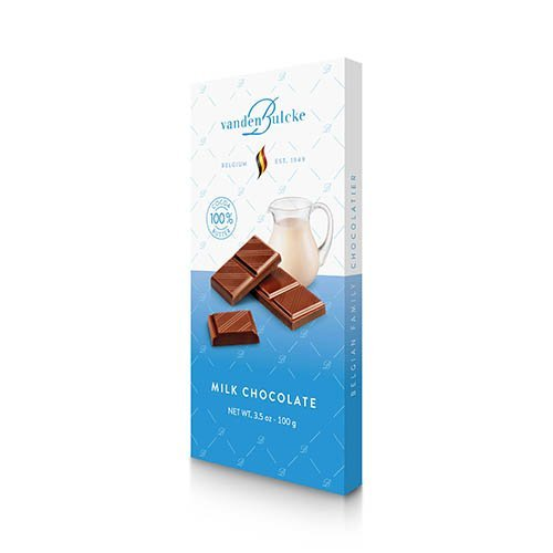 Tablet melk chocolade | Vandenbulcke shop online
