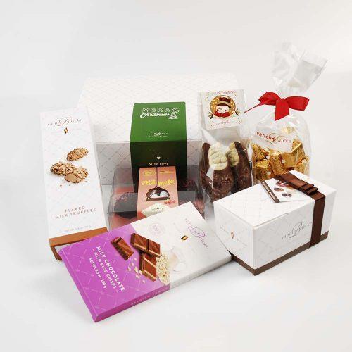 Christmas-box - kerstgeschenk