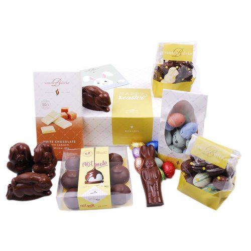Paasbox Chocolade Vandenbulcke