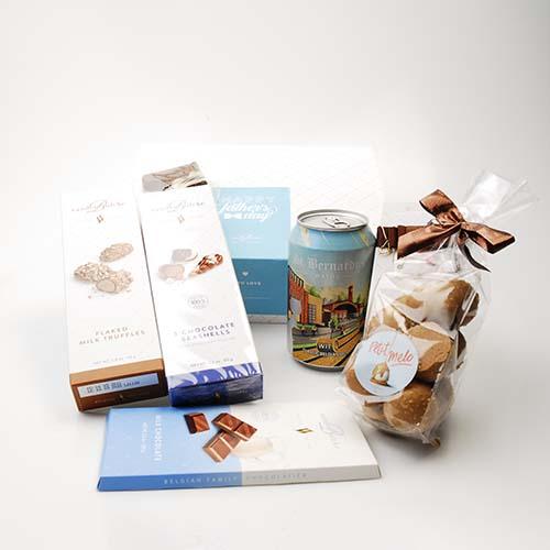 Father's day box Vandenbulcke Chocolate